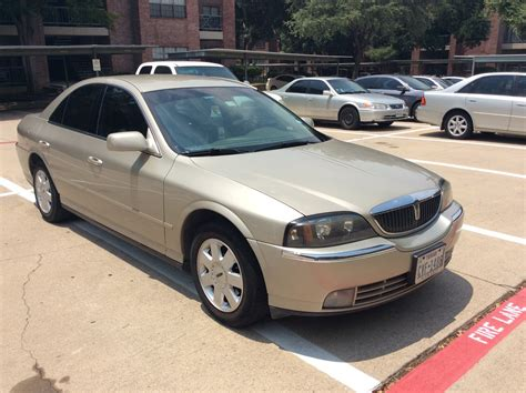 service manual buy car manuals 2004 lincoln ls on board diagnostic system service manual buy