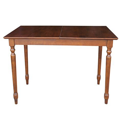 32 Inch Wide Dining Table Mayline Bistro Dining Height 36 Inch Table 13364114 Chintaly Imports Pearl 32x32