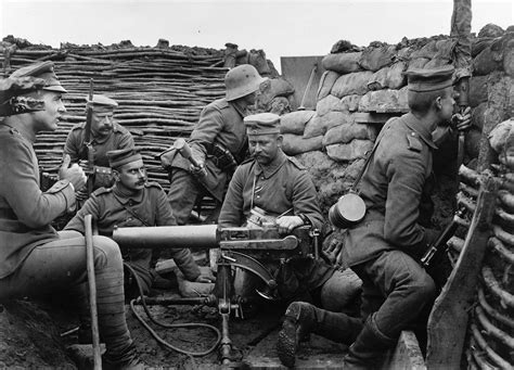 In The Trenches by Controversial Topics The Western Front A Century Later