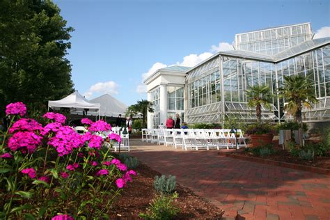 David Stowe Botanical Garden Dsbg Events Stunning Wedding At A Breathtaking Setting Orchid Conservatory