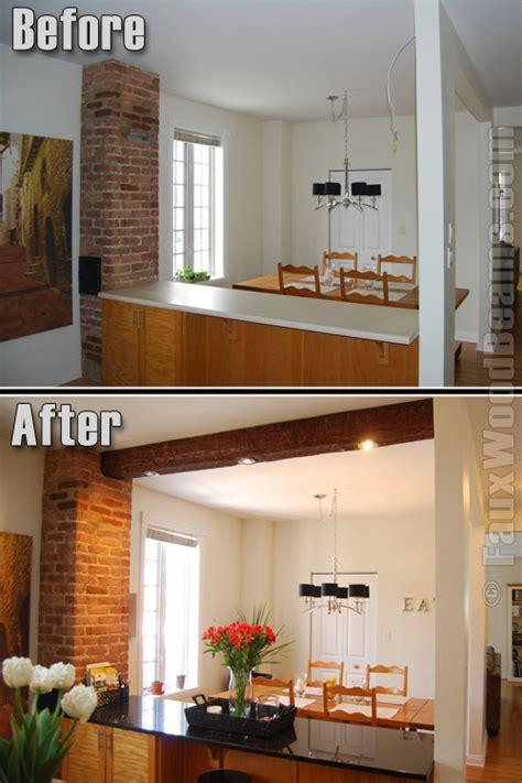 kitchen remodeling faux wood workshop