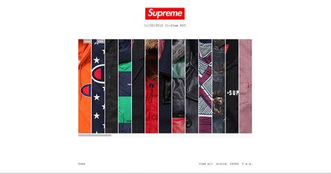 supreme web store supreme new york the six characteristics of e commerce