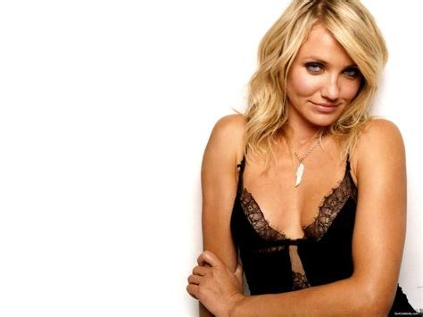 How Is Cameron Diaz by Cameron Diaz Wallpaper Collection Icon Magazine