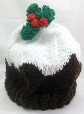 pattern for christmas pudding hat child s hat christmas pudding beanie free knitting