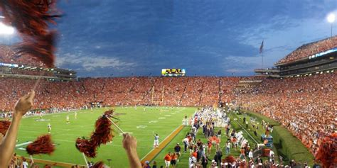 auburn student section auburn fan goes berserk on student body for selling iron