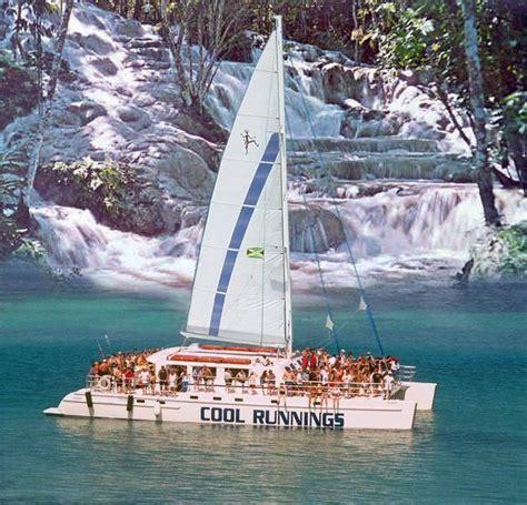 catamaran boat rides in jamaica ocho rios cool runnings catamaran party excursion that
