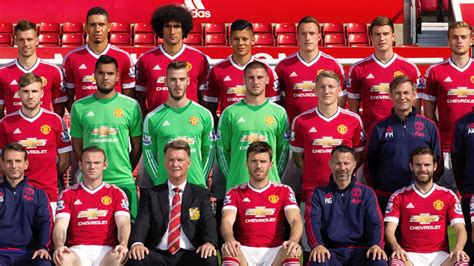 Jersey Southton Away Official Musim 1516 official manchester united squad photo 2015 16 official