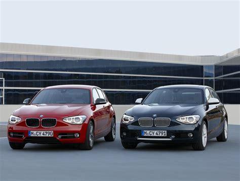 Bmw 1er 2011 Preisliste by Bmw 1er Modelljahr 2012 So Sieht Der Neue Kleinwagen Aus