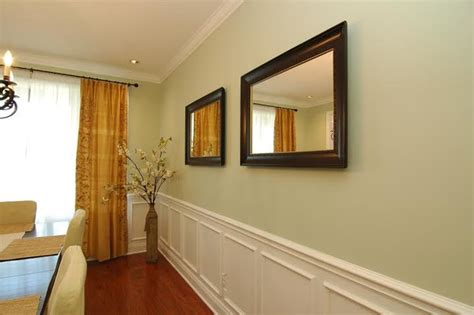 Houzz Dining Room Wainscoting Wainscoting Traditional Dining Room Other Metro By