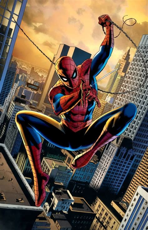 spiderman swing spiderman swing comic animation and heroes pinterest