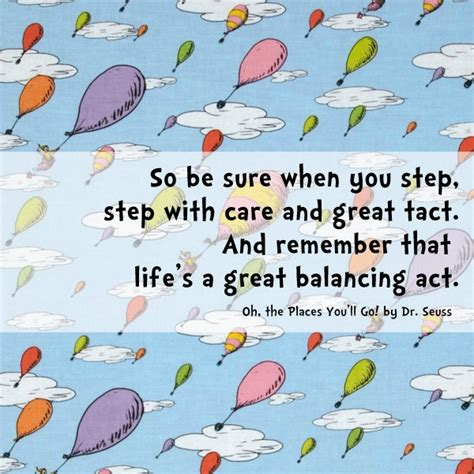 oh the places you ll go gather around a great balancing act mothers of daughters