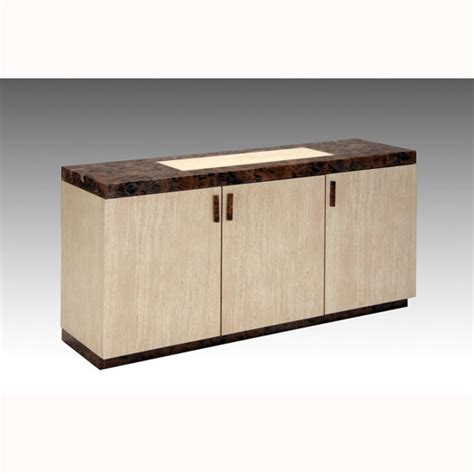 Dining Room Buffet Or Sideboard With Marble Retro 3 Door Marble Sideboard 11075 Furniture In Fashion