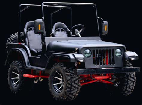 Motor Atv 250cc Model Jeep 200cc 2 seat mini utv utility bike buggy car