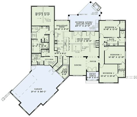 floor plans with safe rooms architectural designs
