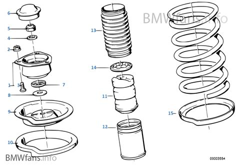 supplement 6 to part 744 guide support pad attaching parts bmw 3 e30 m3