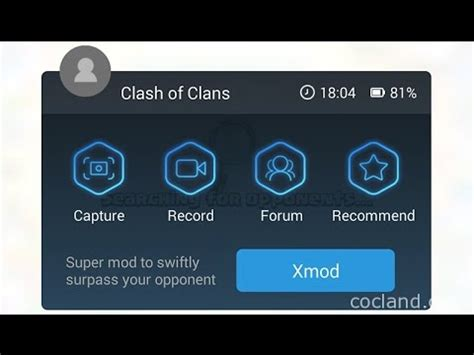 tutorial xmod android how to install xmod for coc tutorial rooted phone youtube