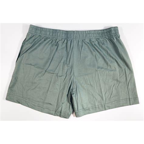 celana dalam boxer pria size xl green jakartanotebook