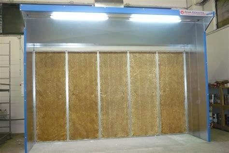 cabine verniciatura a secco cabina di verniciatura a secco mod fc tecno azzurra