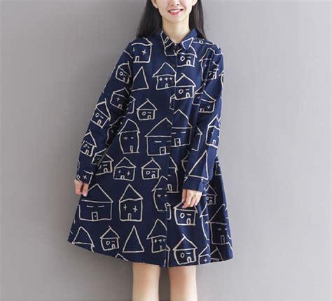 cotton house dresses plus size online buy wholesale cotton house dresses plus size from china cotton house dresses