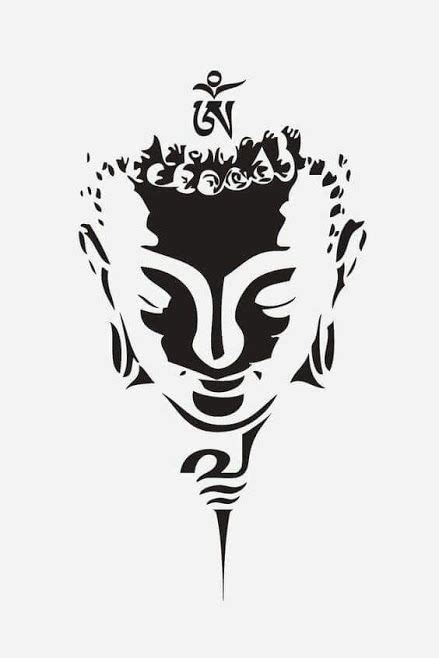 buddha tribal tattoo designs 50 brilliant buddha tattoos and ideas with meaning my