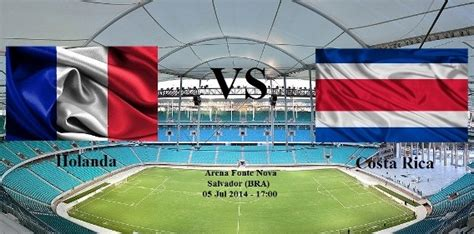 Brasil E Costa Rica Ao Vivo Ao Vivo Holanda E Costa Rica Copa Do Mundo 2014