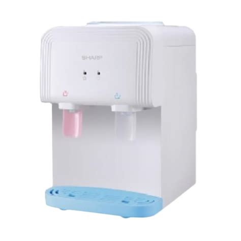 Kran Dispenser jual sharp swd t40n bl table dispenser meja 2 kran
