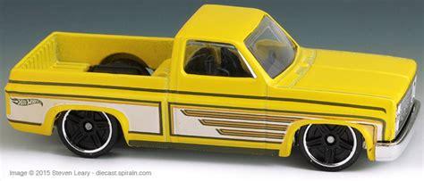 Chevy Silverado Hw Cars wheels 83 silverado