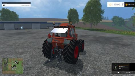 fiat    ls farming simulator   mod