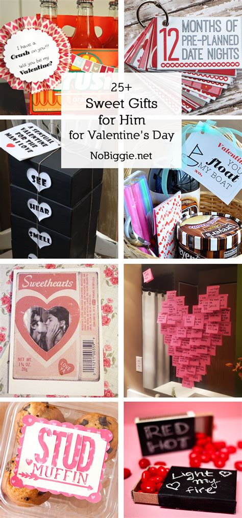 sweet s day ideas for him 25 sweet gifts for him for s day