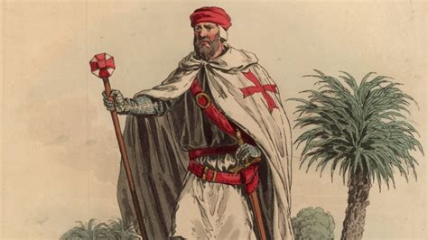 The History Of The Knights Templar crusades history