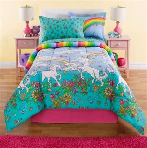 unicorn bedding twin girls bedding sets floral luxury design home ideas catalogs