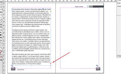 cara membuat layout novel cara membuat layout buku dengan adobe indesign bekerja