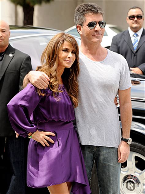 Paula Abdul Blames Nutty On Technical Problems by Simon Cowell Why Paula Abdul S X Factor Deal Closed At