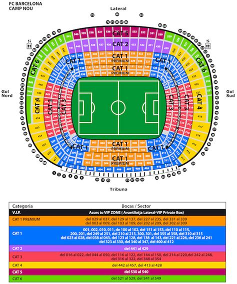 section 357 c informaci 243 n del c nou barcelona football tickets