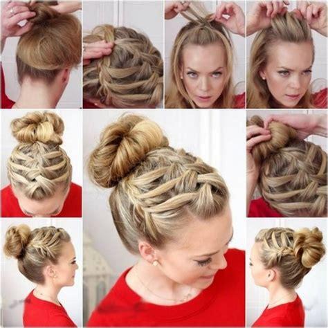 diy easy hairstyles for short hair diy hairstyles for short hair