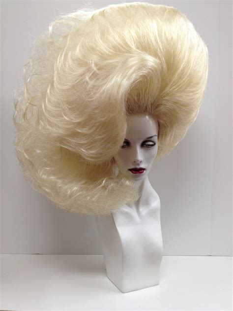 wigs 62 and over 62 besten wild wigs big wigs bilder auf pinterest