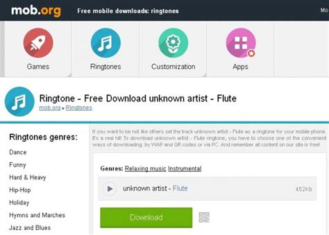 themes download mob org top websites and apps to download flute ringtones