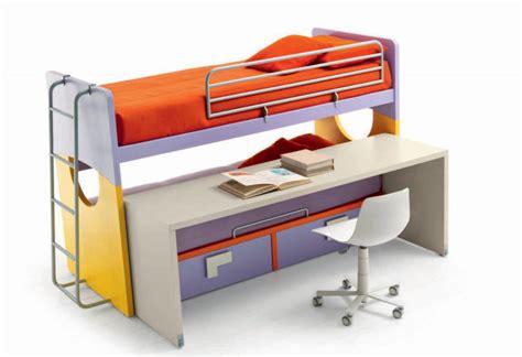 mini scrivania mini giotto con scrivania e cassettoni