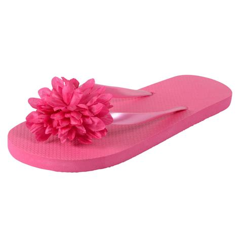 Flower Flip flip flop sandals with flower new
