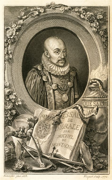 Michel De Montaigne Essays Summary by The Ill Defined Plot The New Yorker