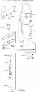 glacier bay faucet diagram glacier bay kitchen faucet parts kenangorgun