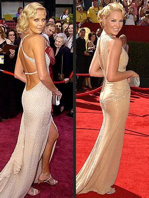 Katherine Heigl Looking Glam At The Academy Awards by Seeing