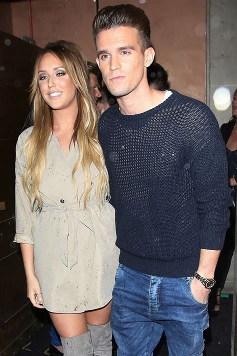 is this what charlotte crosby did to gary beadle s hair gaz beadle admits he s nervous around charlotte crosby as