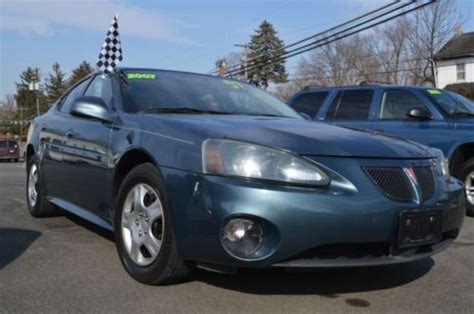 how to sell used cars 2007 pontiac grand prix regenerative braking find used 2007 pontiac grand prix in pottstown pennsylvania united states for us 5 875 00