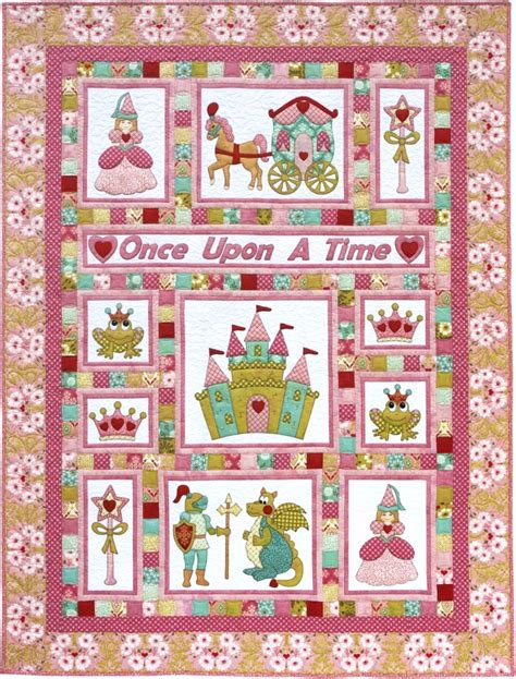A Quilt For The Time by Think Pink Into Craft