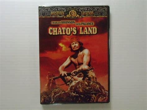 chato s chato s land 1972 new dvd