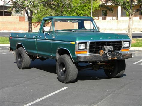 ford 4x4 for sale 1979 ford f 150 ranger xlt 4x4 for sale