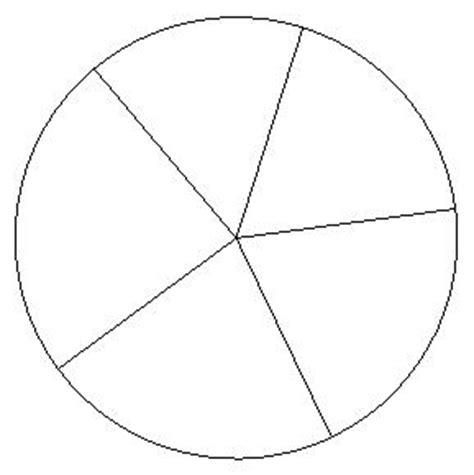 free printable pie graphs best photos of blank pie chart worksheet blank pie
