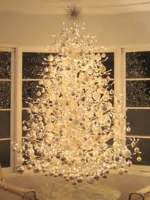 Collection of gorgeous white christmas trees frikkin awesome