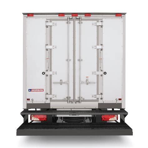 swing panel morgan corporation truck body door options